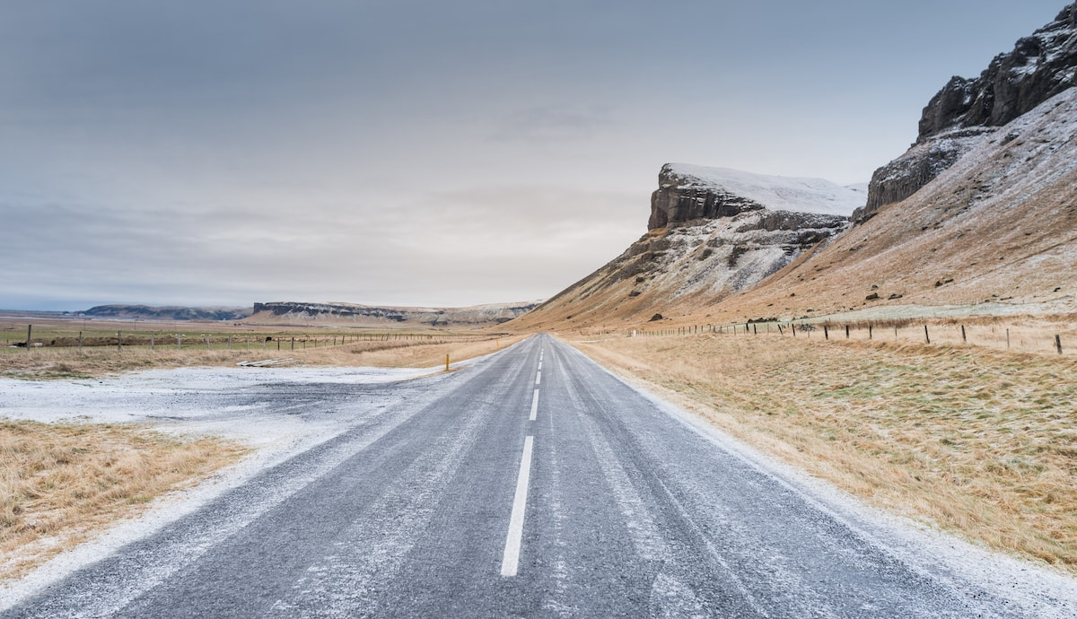 Driving Tips in Iceland