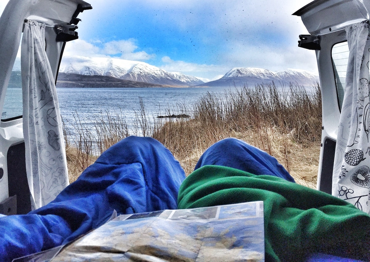 Best Campsites in Iceland